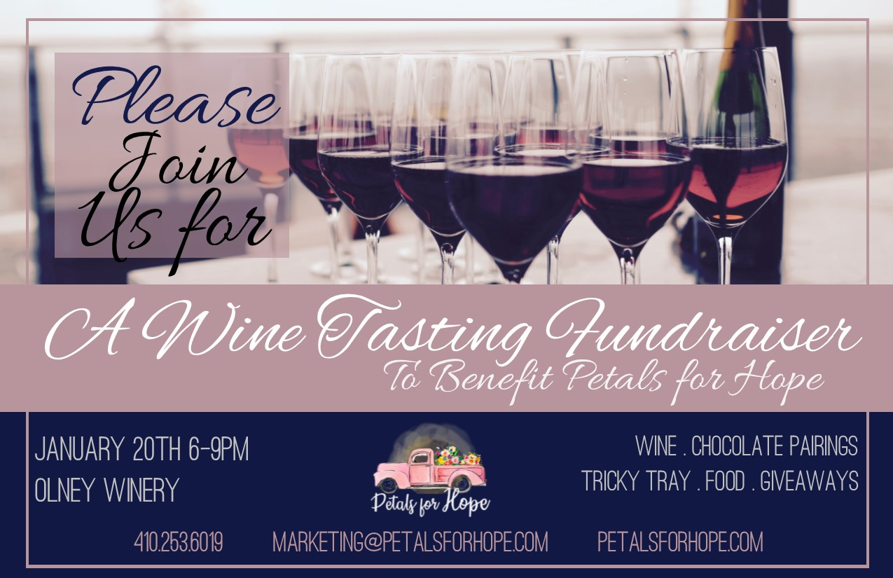 wine please join us